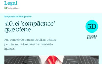 """4.0, el """"compliance"""" que viene"""
